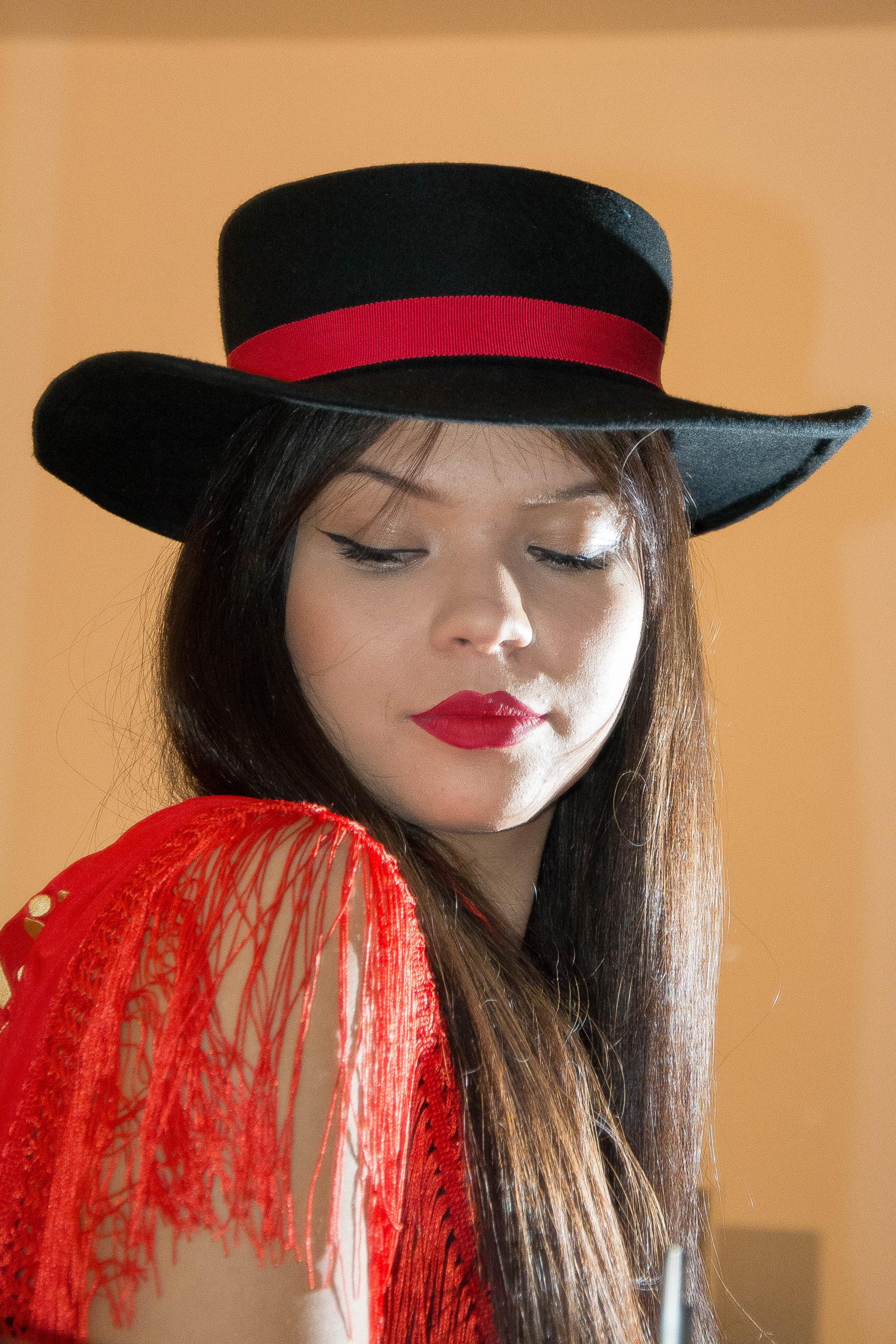 chapeaux sur mesure par l'atelier de Panchy modiste